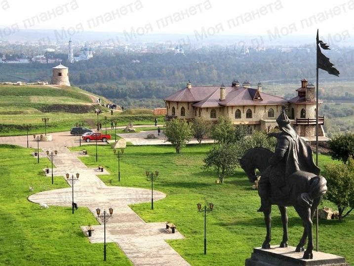 «Казань - Елабуга», 4 дня.