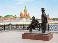 Казань-Чебоксары-Йошкар-Ола, 5 дней