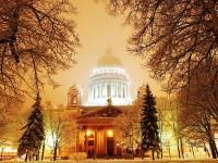 Рождественский Санкт-Петербург