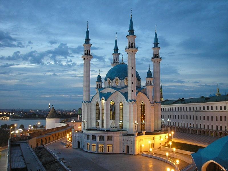«Добро пожаловать в Казань», 3 дня