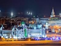Рождественские каникулы в Казани