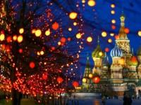 Кремлёвская Ёлка в Москве