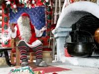 Новогодние приключения в Лапландской деревне, 4 дня.