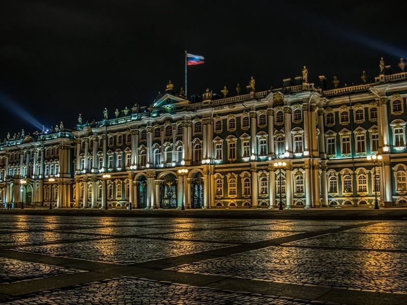 Знакомство с Петербургом, 5 дней