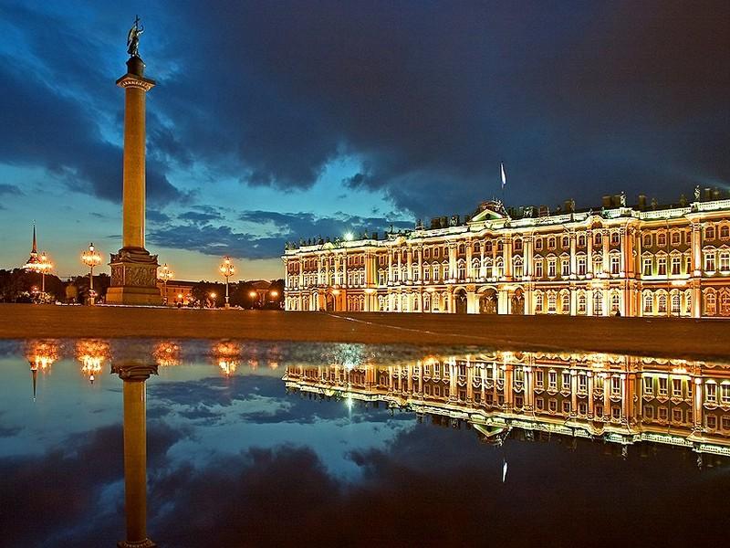 Триумфальный Петербург, 5 дней