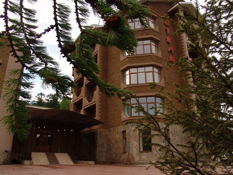 Отель «Тау-Таш»